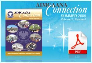 aimcaanasummer2009